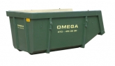 Omega Containers - 10 m3 open afzetcontainer