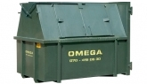 Omega Containers - 1m3 testcontainer