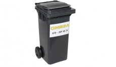 Omega Containers - 120 liter rolcontainer kunststof Swill